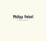 Philipp Poisel Wo fängt dein Himmel an CDGRON89_Cover (klein CMYK).1
